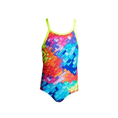 Layer Cake Printed One Piece