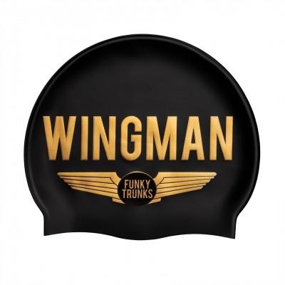 Wingman Swimming Cap