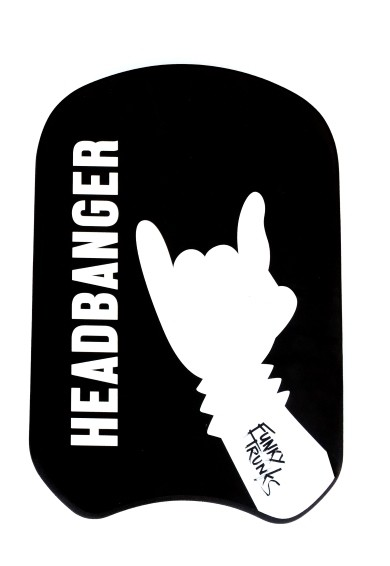 Kickboard Headbanger