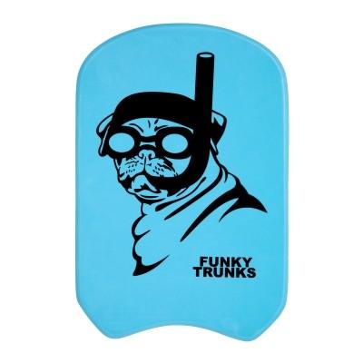 Snorkel Pug Kickboard