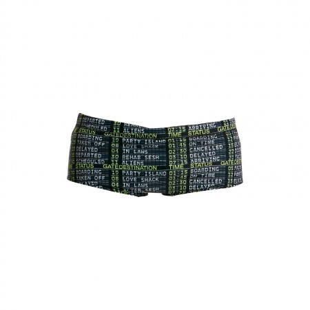 Departure Board Classic Trunks