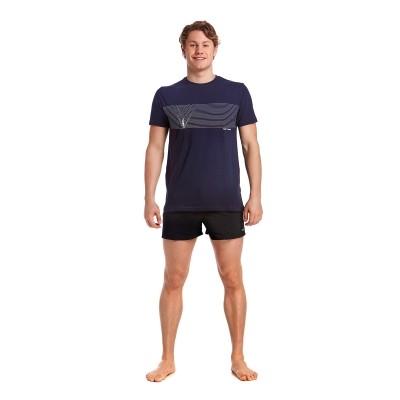 Deep Water Crew Neck T-Shirt