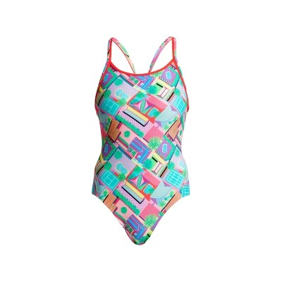 Street View Diamond Back One Piece